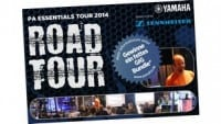 Yamaha Road Tour 2014
