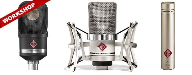 Welches Mikrofon für...