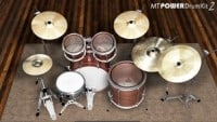 Free VST Plugins: MT Power Drum Kit