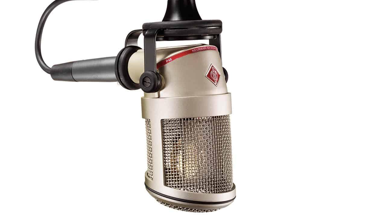 Neumann BCM-104 Broadcast-Mikrofon