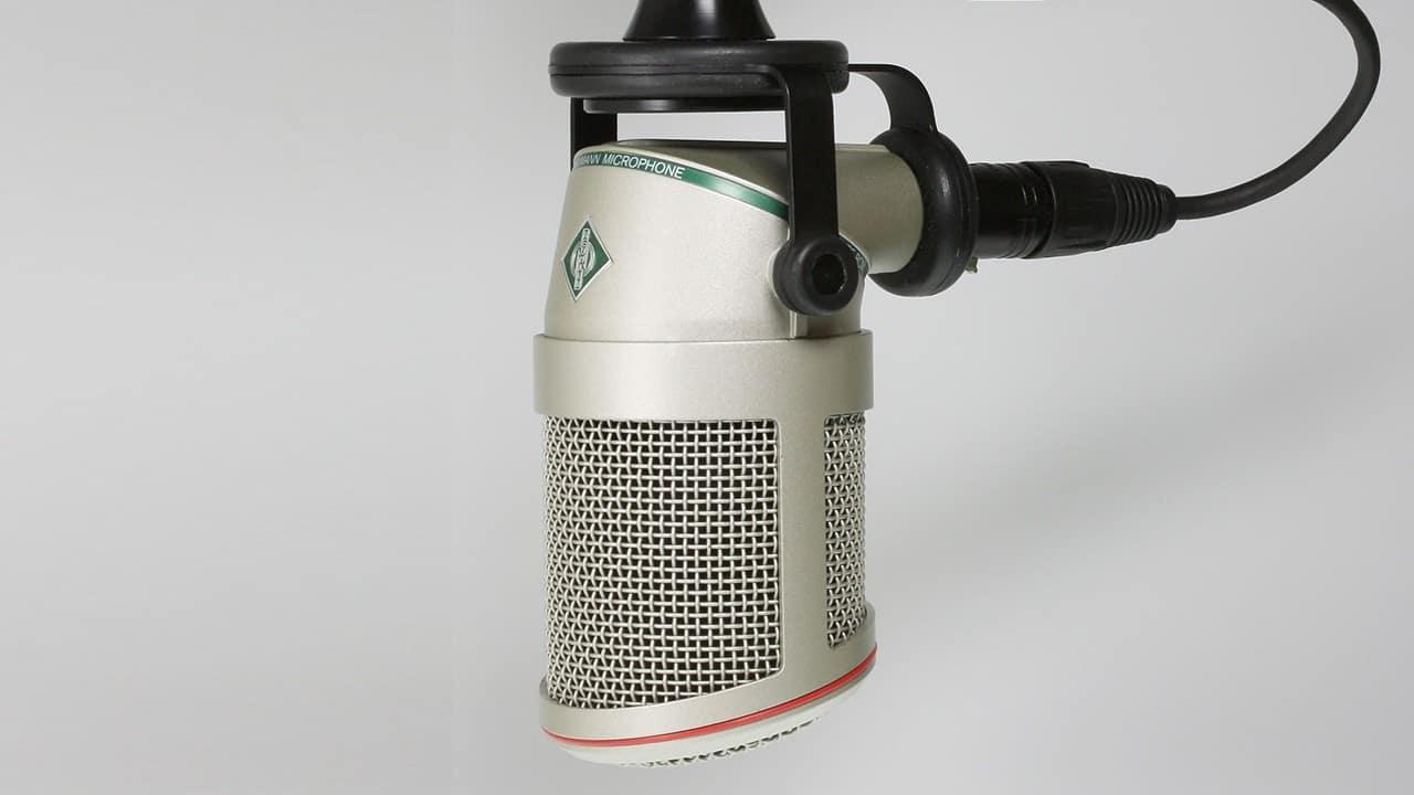 Neumann BCM-705 Sprechermikrofon