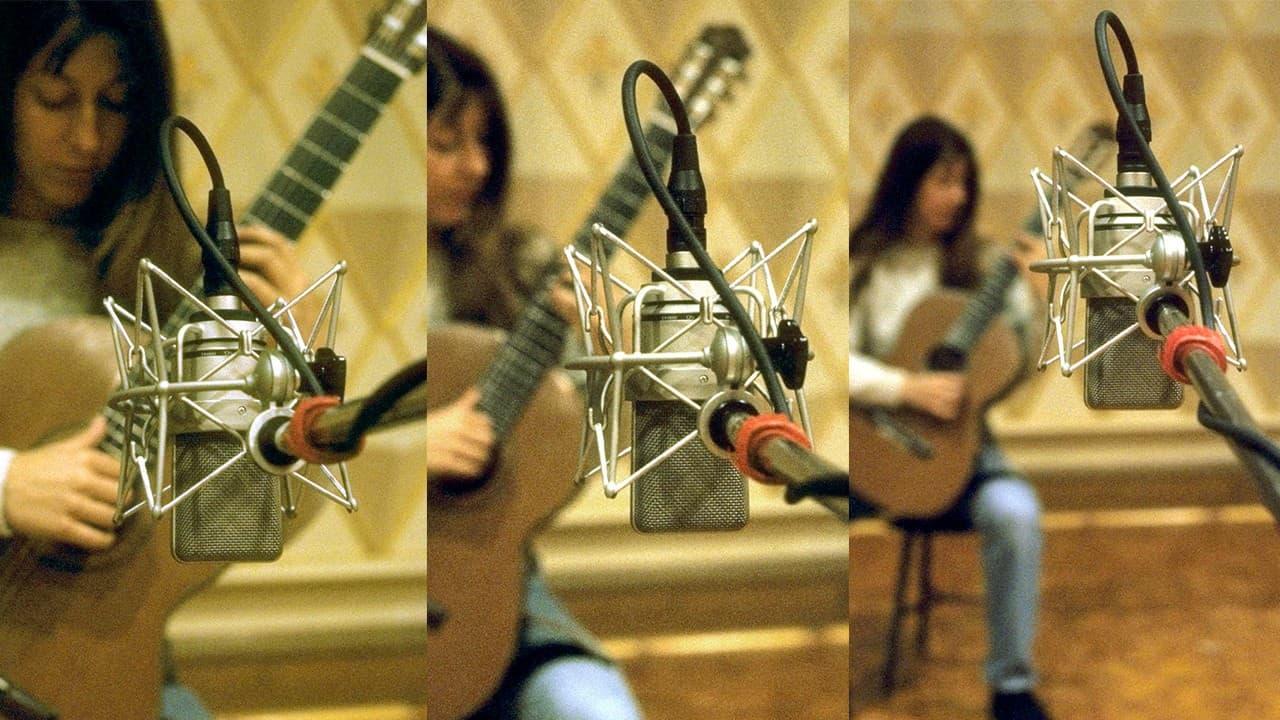Neumann TLM-103 Akustikgitarre