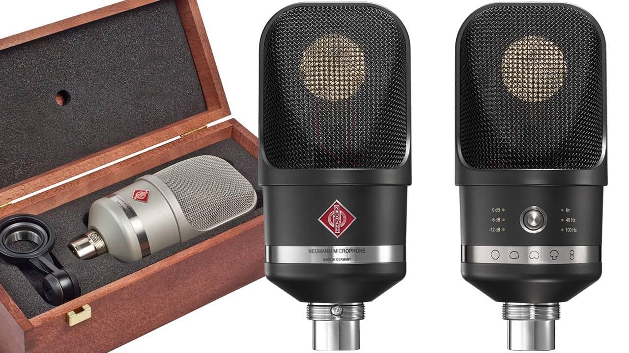 Neumann TLM 107 Studiomikrofon
