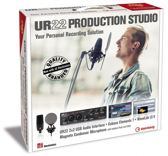 UR22 Production Studio