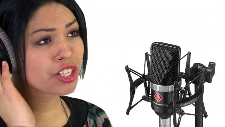 Welches Mikrofon für Gesang, Stimme, Sprecher & Rap?