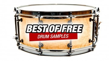 Free Drum Samples: Best of kostenlose Drum & Percussion Samples 2014