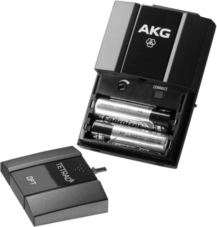 AKG DMS Tetrad Performer Set Testbericht