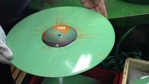 Musik aus Sternenstaub: Band mischt zerstäubten Meteoriten in LP