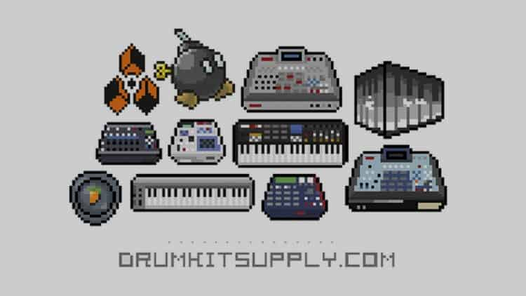 Drum Kit Supply Free Ultimate Producer Drum Kit - Free Drum Samples
