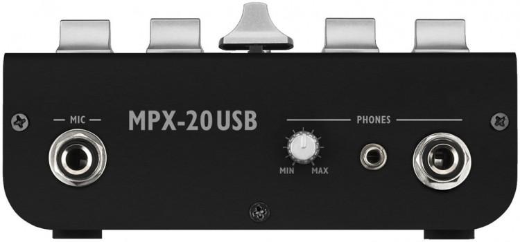 IMG STAGELINE MPX-20USB Testbericht