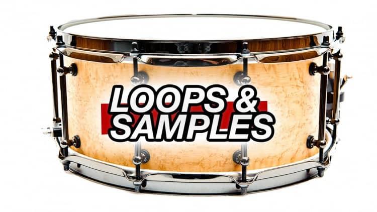 Sample Packs & Loops