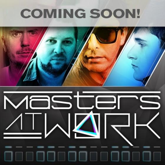 M-Audio Masters at Work