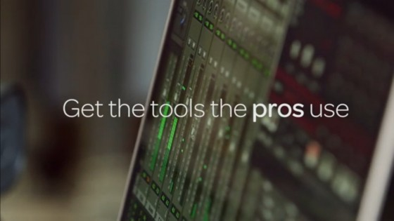 Avid Pro Tools First