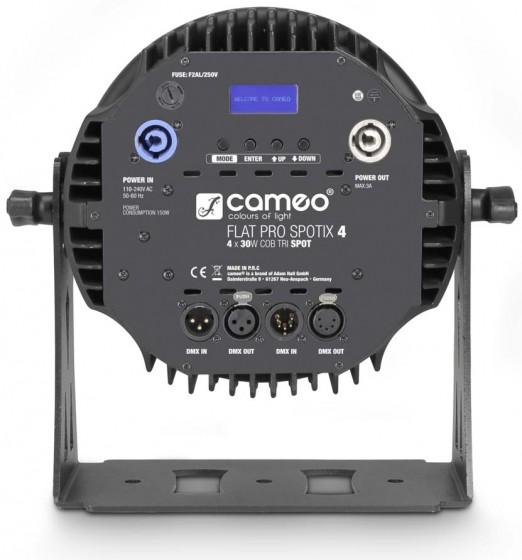 Cameo Flat Pro Spotix 4