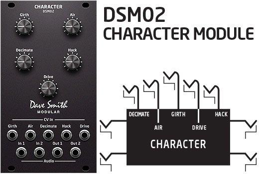 Dave Smith Instruments DSM02