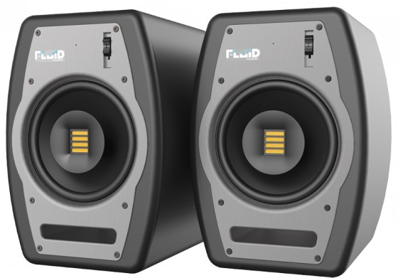 Fluid Audio FPX7 DSP