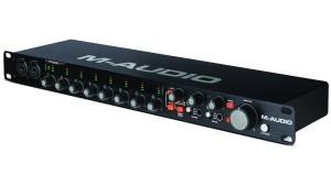 M-Audio M-Track Eight Testbericht