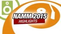 Best of NAMM 2015 - Highlights der weltgrößten Musikmesse