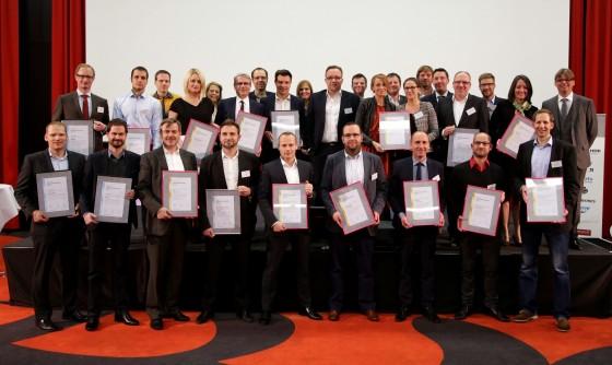Online-Handels-Award 2015 für Thomann