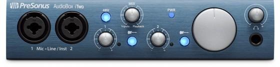 PreSonus AudioBox iTwo Testbericht