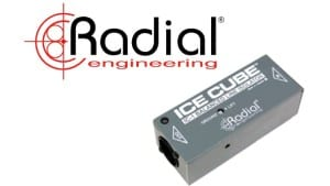 Radial Ice Cube IC-1