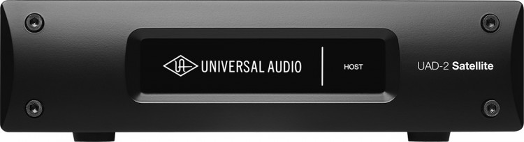 Universal Audio UAD-2 Satellite Thunderbolt OCTO Testbericht