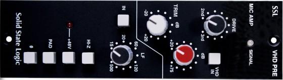 SSL VHD Pre Module