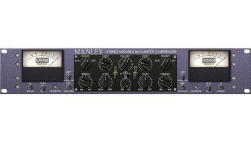 Universal Audio Manley Variable Mu Testbericht