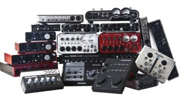 Welches Audio Interface