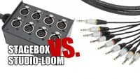 Studio-Loom vs Stagebox