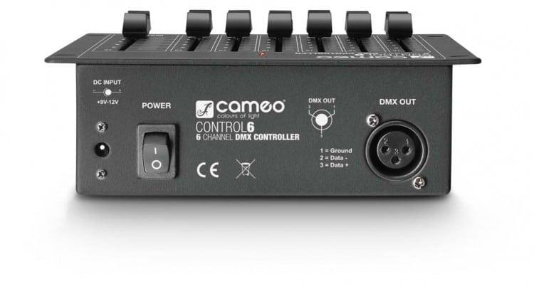 Cameo Control 6 Testbericht