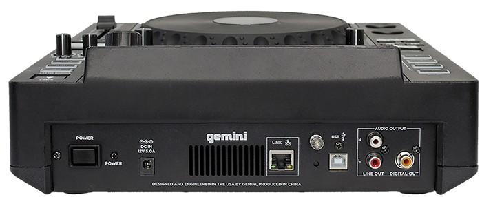 Gemini MDJ-1000