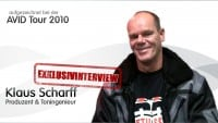 Interview Klaus Scharff