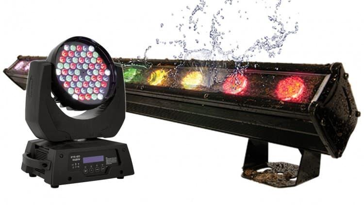 Lichttechnik & Equipment - delamar