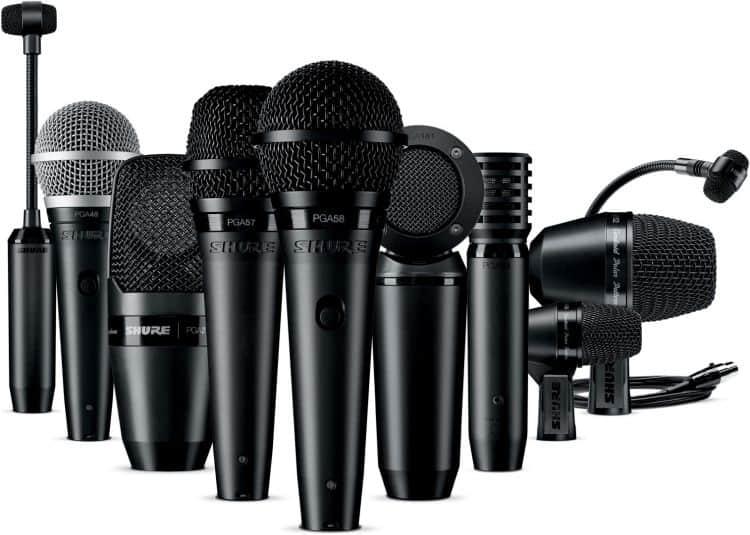 PG ALTA Mikrofone: Profi Sound, von Anfang an