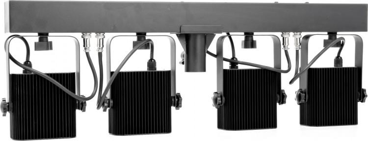 Stairville CLB4 Compact LED Bar 4 TriPAR Testbericht