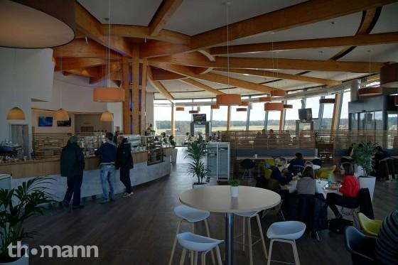 Thomann jetzt auch kulinarisch - die t.kitchen in Treppendorf wurde eröffnet