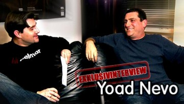 Yoad Nevo Interview
