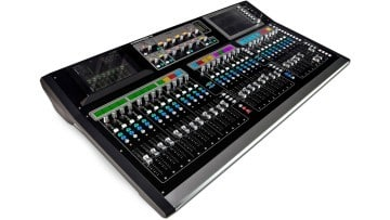 Allen & Heath GLD Chrome Edition