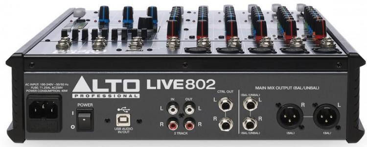 Alto Live 802 Testbericht