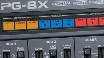 Free VST Plugins: PG8X