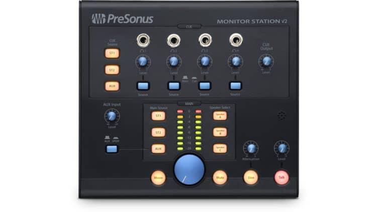 PreSonus Monitor Station V2 Testbericht