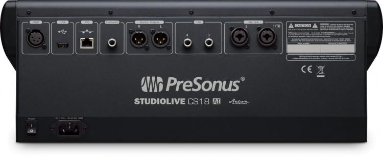 PreSonus StudioLive CS18AI