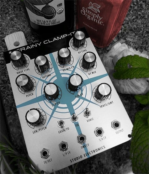 Studio Electronics Grainy Clamp-It