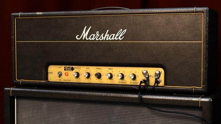 Universal Audio Marshall Plexi Super Lead