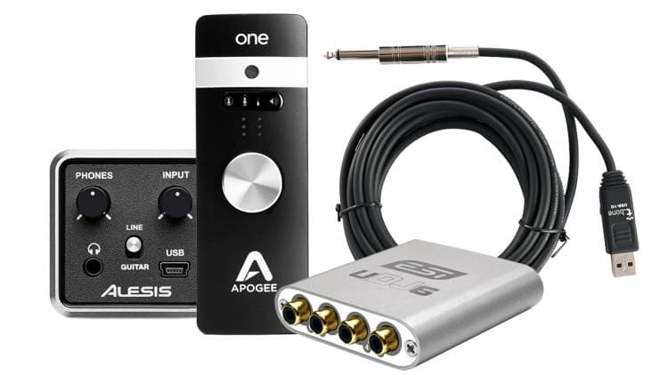 Tiny Tools: 5 feine Audio Interfaces im Miniformat