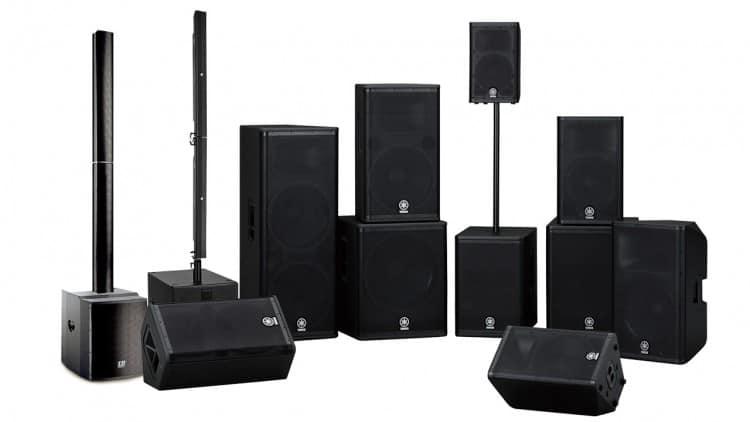 PA-Lautsprecher Marktübersicht