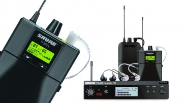 In-Ear-Monitoring statt Wedges?