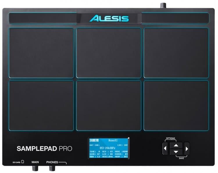 Alesis SamplePad Pro Testbericht