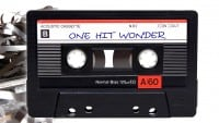 One-Hit-Wonder in den Charts